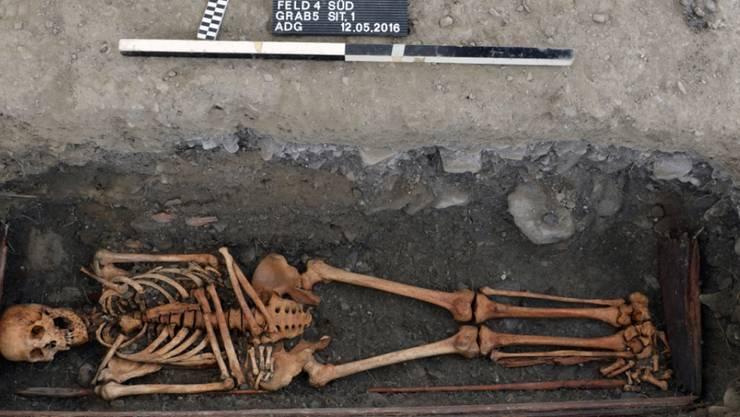 Wissenschaftler geben mit Untersuchungen an Skeletten neue Einblicke in die Lebensbedingungen verwahrter Personen.