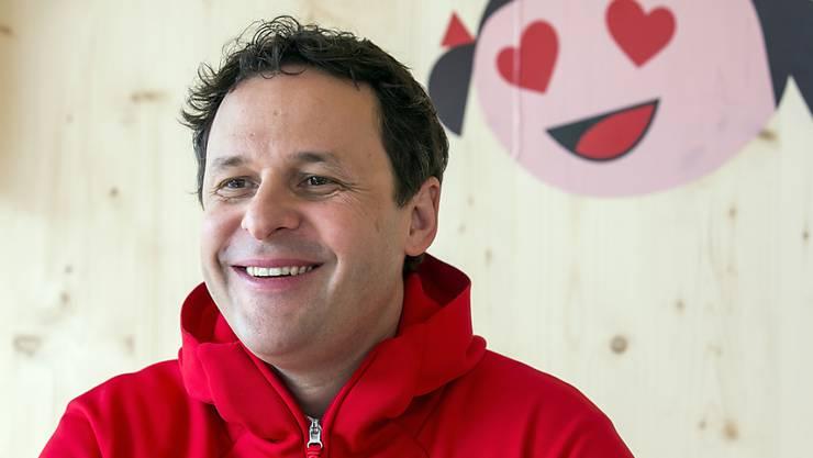 Ralph Stöckli ist über die Schweizer Leistungen hoch erfreut