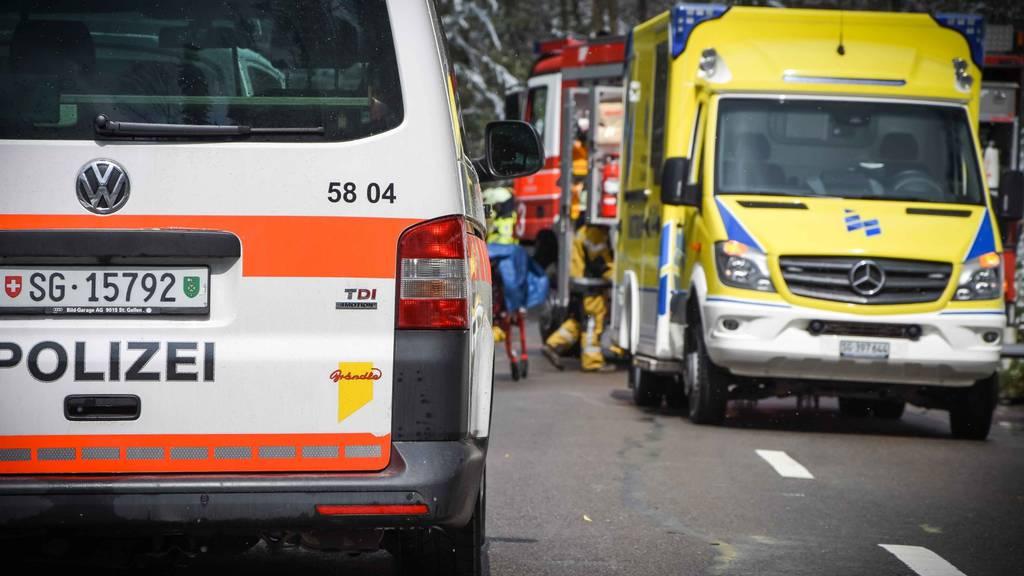 Arbeiter von Betonelement erschlagen
