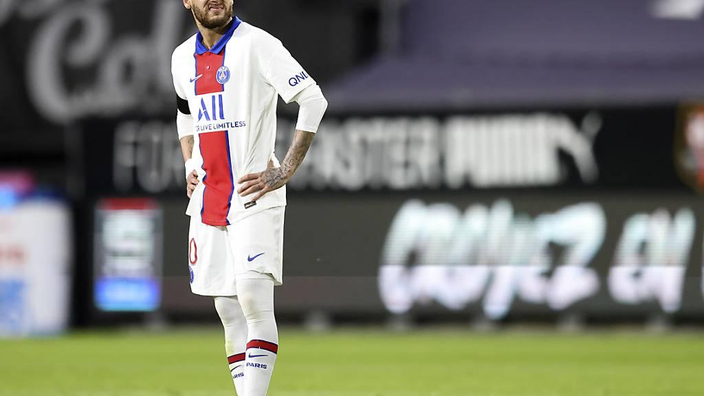 PSG gibt Punkte ab, Lille setzt sich ab
