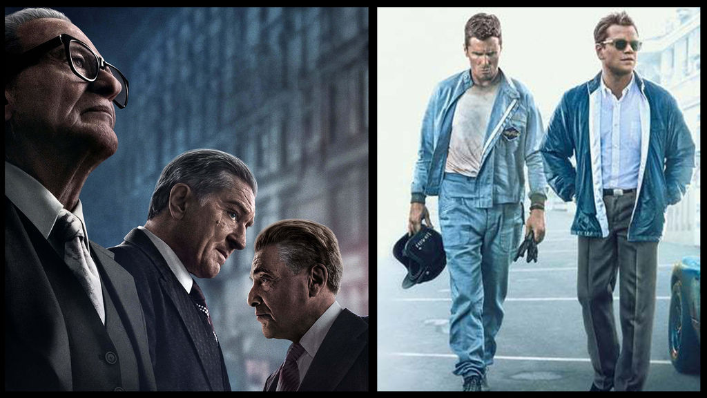 «The Irishman» und «Le Mans 66»