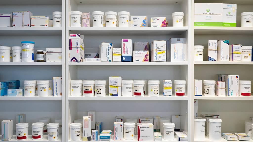 Pharmabranche bekommt Preissenkungen zu spüren