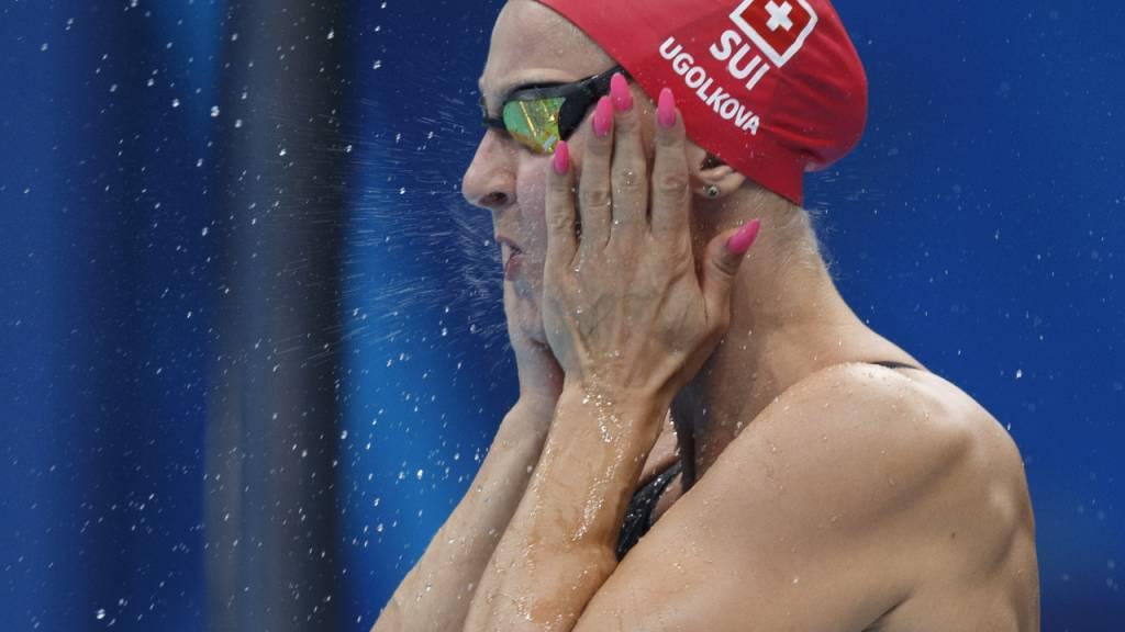 Hervorragend in Form: Maria Ugolkova feiert in Budapest ihre Weltcup-Siege 2 und 3