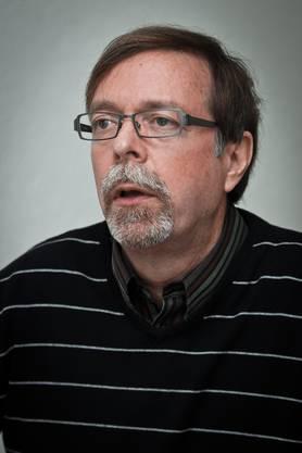 EWW Geschäftsleiter Peter Wiederkehr