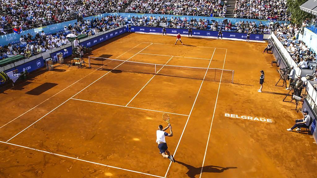 ATP-Funktionär Straka greift Djokovic wegen Adria Tour an
