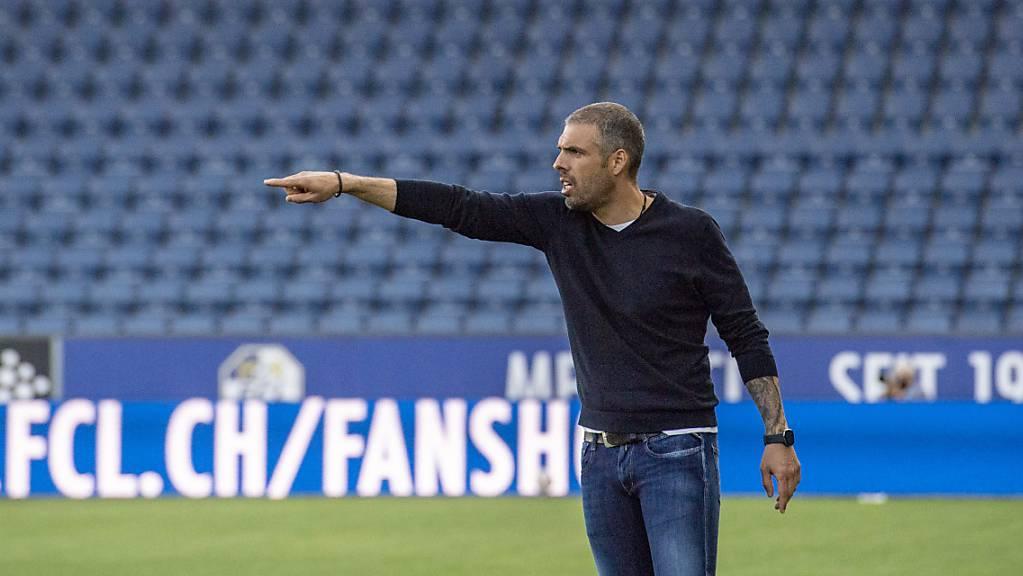 Die von Fabio Celestini vorgegebene Richtung stimmt: Luzern ist derzeit in Bestform