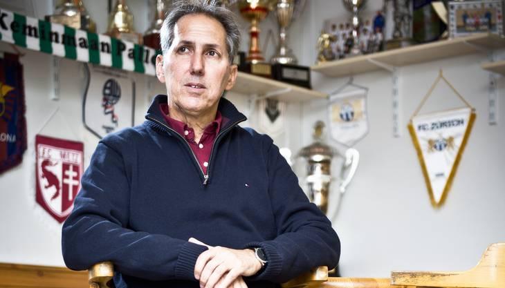 Marco Bernet, Sportdirektor FC Zürich