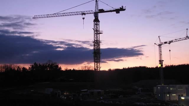 Zeitraffer-Video des Thyssenkrupp-Turmbaus