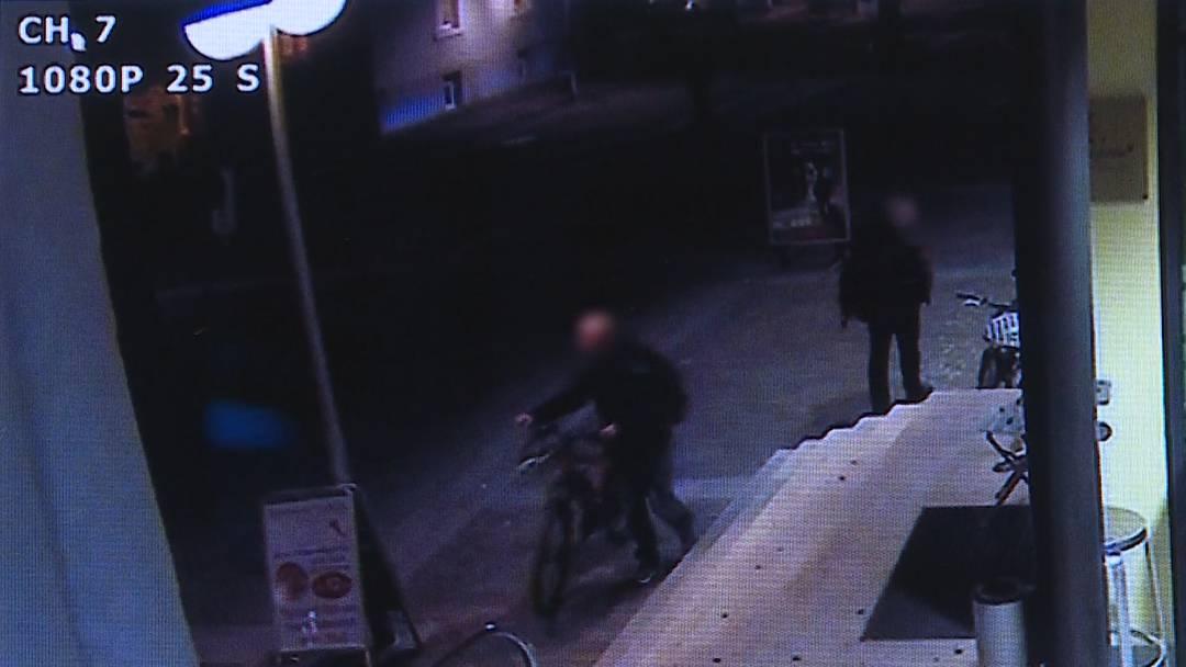 Videoüberwachung entlarvt Oltner E-Bike-Diebe