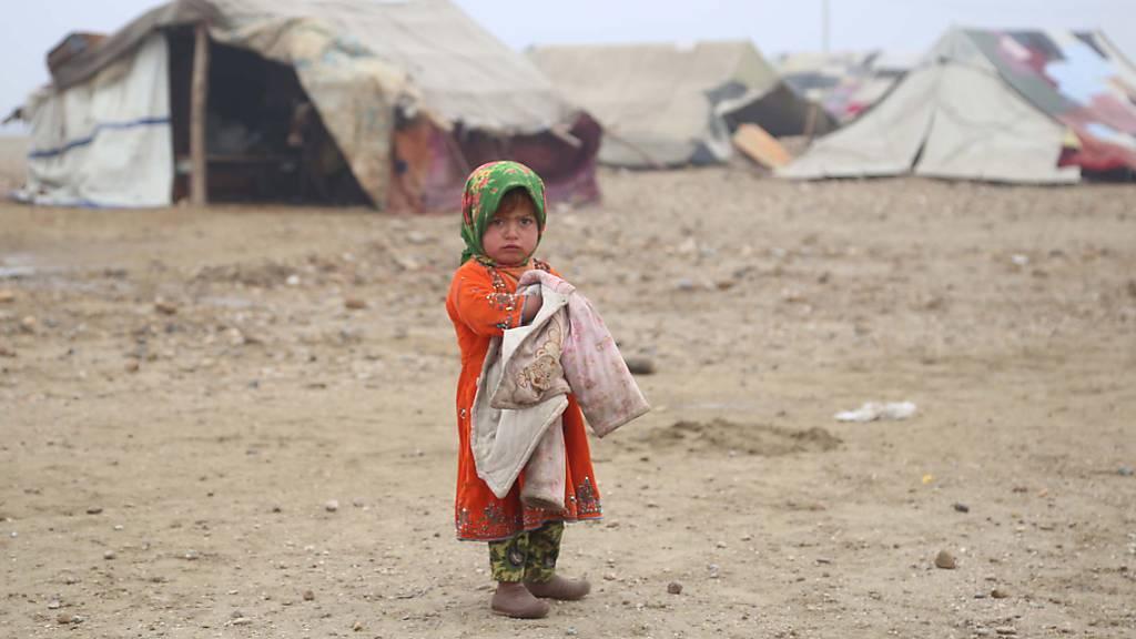 Elf Millionen Kinder sind von Hunger bedroht