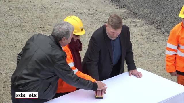 Baubeginn am Gubristtunnel