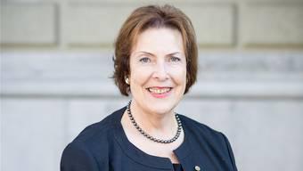 Die Gesundheitspolitikerin und frühere Aargauer Ständerätin Christine Egerszegi war Mitglied der vorberatenden Kommission, als es um die Einführung einer schwarzen Liste ging.