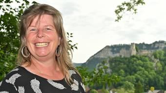 Ines Kreinacke ist Geschäftsführerin Naturpark Thal.