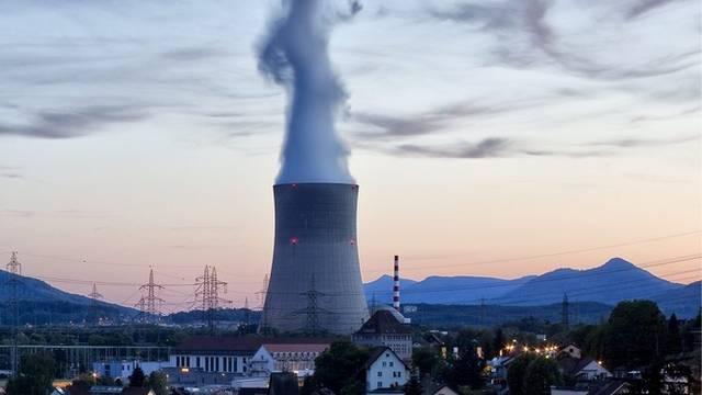 Bis etwa 2021 soll das Atomkraftwerk in Gösgen - wie alle Atomkraftwerke in der Schweiz - vom Netz genommen werden (Archiv)