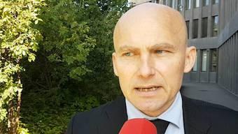 Steht wegen seinen Mandanten im Fokus: Der Basler Anwalt  Andreas Noll.