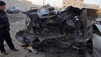 Im Irak gab es heute wieder zahlreiche Anschläge