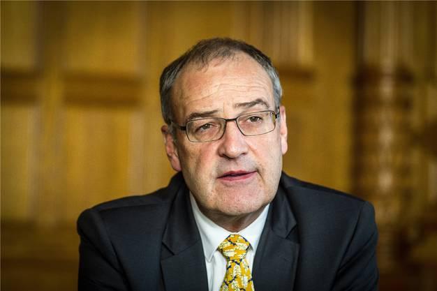 Guy Parmelin (SVP): Departement für Wirtschaft, Bildung und Forschung (WBF)