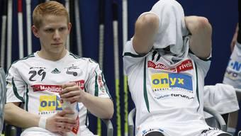 Frust bei Wiler-Ersigen: Der Meister ist bereits in den Viertelfinals ausgeschieden
