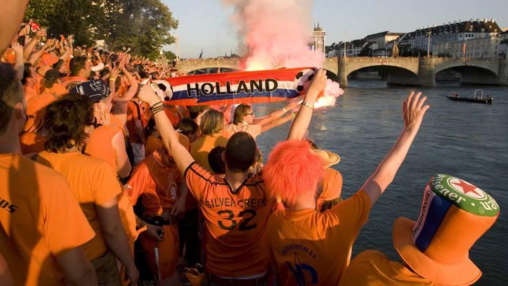 Der Viertelfinal Holland gegen Russland rettete eine durchzogene Europameisterschaft.
