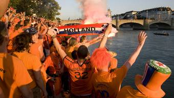 10 Jahre nach der Euro 08 – Erinnerungen an die Holländer in Basel
