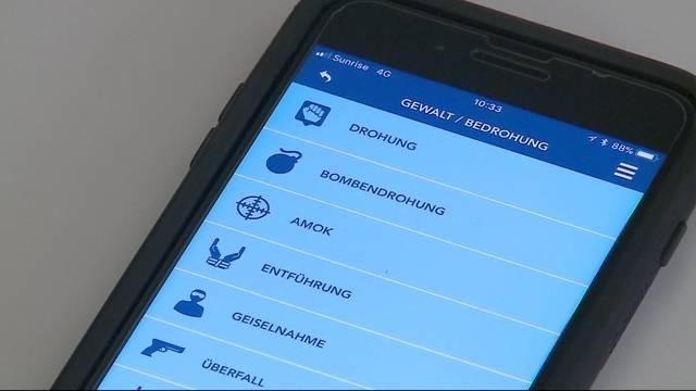 Notfall-App nun auch für Solothurner Schulen