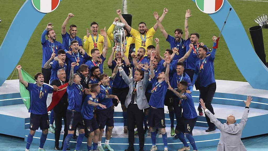 Italien will nach dem EM-Titel auch die Nations League gewinnen