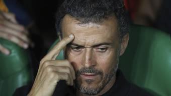 Luis Enrique kehrt wieder auf die Trainerbank Spaniens zurück
