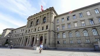 Auch dank dem weltweit guten Ruf der ETH Zürich belegt die Schweiz einen Top-12-Platz im Hochschulstandort-Ranking. (Archiv)