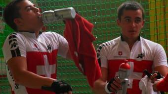 Alex und Kevin Dürger gehen zuversichtlich in die Junioren-EM. ZVG