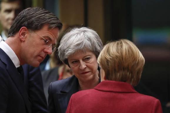 Verständnis, aber kaum Zugeständnisse: Theresa May am EU-Gipfel im Dezember in Brüssel.