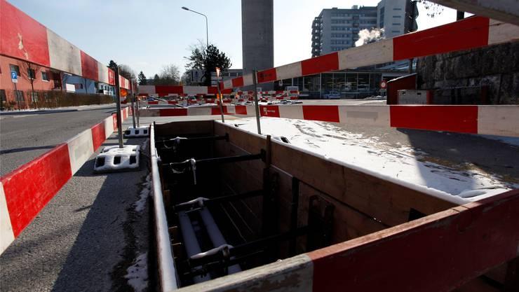 Das Hochbauamt hofft auf Einsparungen durch den Anschluss des Bürgerspitals ans Fernwärmenetz. BAR