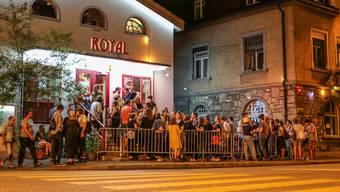 Konzerte, Lesungen und Partys: Das ehemalige Kino beim Bahnhof wird seit einigen Jahren als Kulturbetrieb zwischengenutzt.