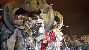 Im vergangenen Jahr haben die Grenchner weniger Abfall produziert. (Symbolbild)