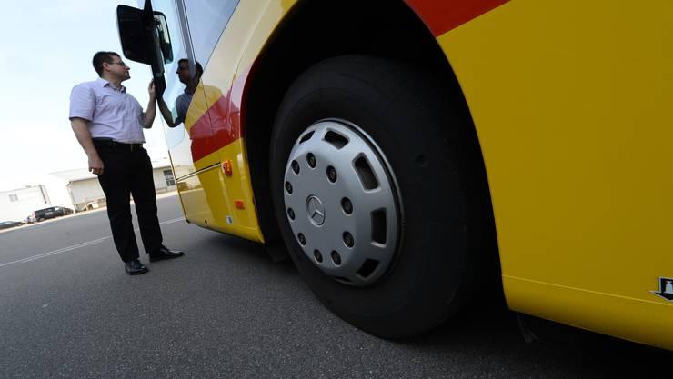 Die BLT-Buslinie 37 war am Donnerstagmorgen unterbrochen. (Symbolbild)
