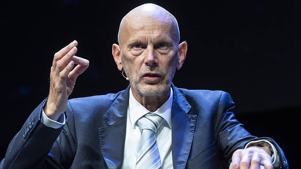 Zurück in prominenter Funktion: Daniel Koch soll für die UEFA dafür sorgen, dass die EM im Sommer trotz Corona sicher und mit Zuschauern durchgeführt werden kann