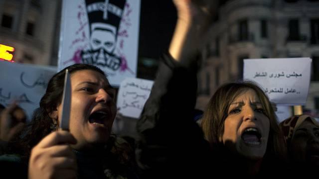 Ägypterinnen wollen sich die sexuelle Gewalt in ihrem Land nicht mehr länger gefallen lassen und fordern Taten von Präsident Mursi