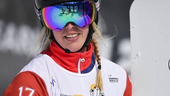 Ladina Jenny fuhr in Cortina auf den 5. Platz
