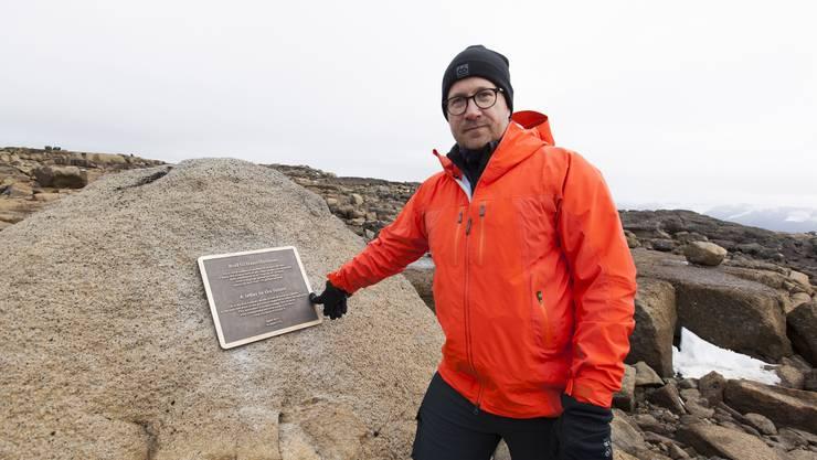 """Auf Island ist offiziell der erste Gletscher für """"tot"""" erklärt worden."""