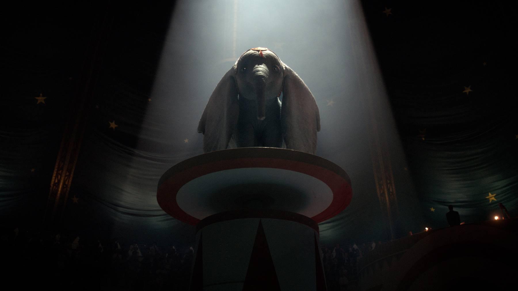 Dumbo: Der Zeichentrick-Klassiker wurde neu verfilmt