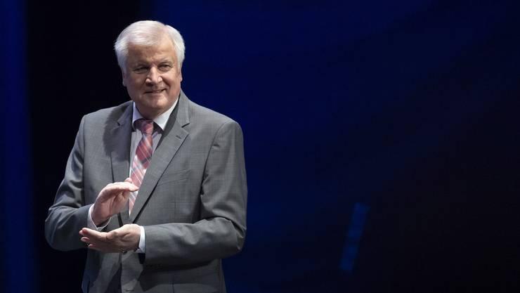 CSU-Chef Horst Seehofer: Am Sonntag geht es auch um seine Zukunft.