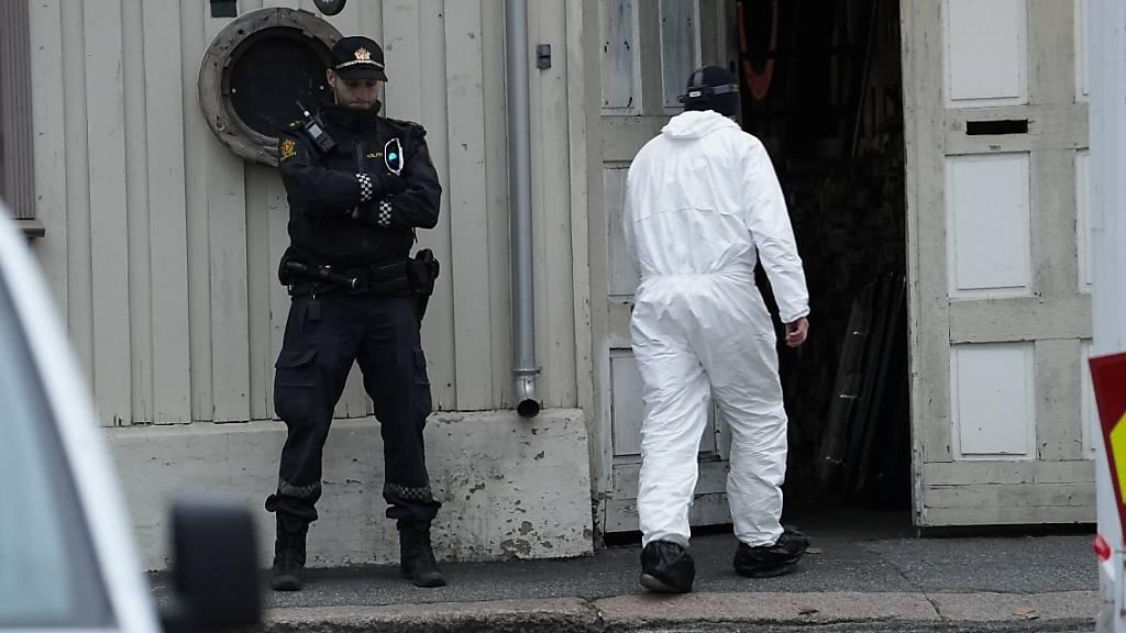Tödliche Gewalttat in Norwegen: Polizei geht von Terrorismus aus