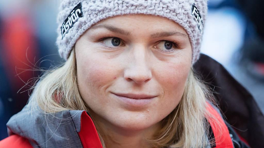 Bernadette Schild erlitt erneut Kreuzbandriss