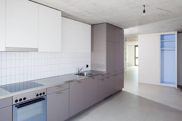 Eine 5 1/2-Zimmer-Musterwohnung