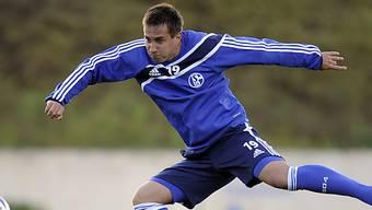 Mario Gavranovic traf für Schalke zum 1:1-Ausgleich