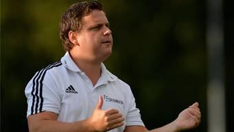 «Wir spielen eigentlich gar nicht defensiv», sagt Subingen-Trainer Dominik Ellenberger über die grösste Stärke seines Teams.