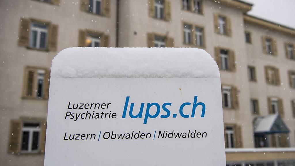 Die Luzerner Psychiatrie ist auch in Sarnen präsent: 2020 fuhr sie einen Verlust ein. (Archivbild)