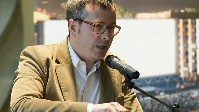 Olivier Père gibt die künstlerische Leitung des Festival del film Locarno ab (Archiv)