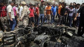 Autobombe in Bagdad fordert mindestens 34 Tote