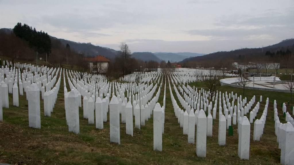25 Jahre Srebrenica - Das grösste Verbrechen im Bosnienkrieg