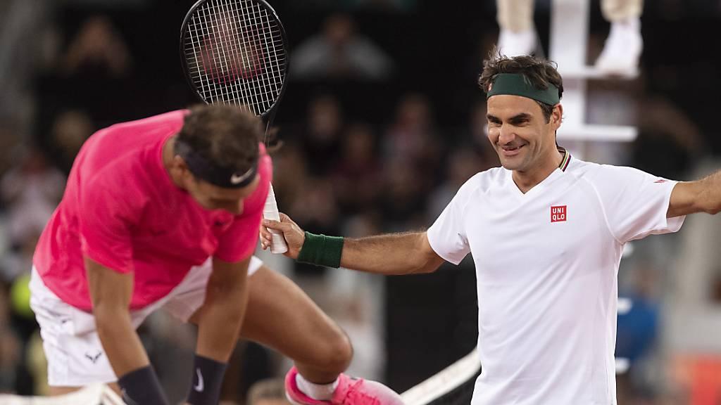 Federer zu Nadal: «Dann weisst du nicht mehr, wie man spielt»